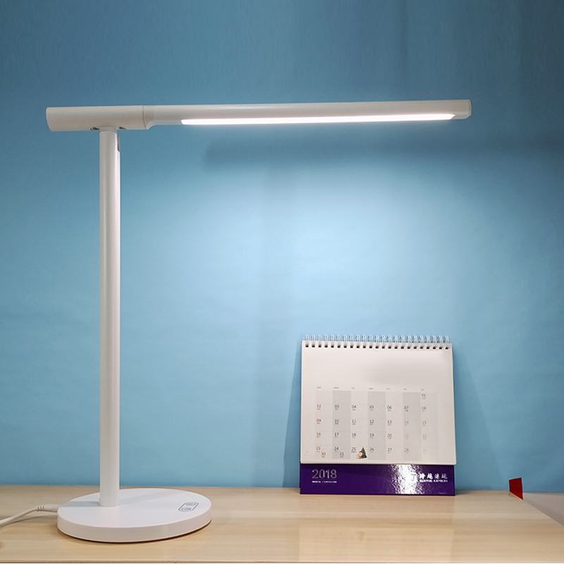 Sans fil Chargeur lampe à led Réglable Rotation vêtements de protection lampe de Poche Contrôle Touche WWO66
