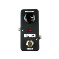 Kokko Space Reverb Guitar Effects Mini Effect Pedal Ture Bypass FRB 2 Space
