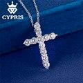 VENTA Manera Niza cz piedra cristalino Brillante de plata Cruz de jesús dios colgante Collar Al Por Mayor Precio de Fábrica de La Venta Directa