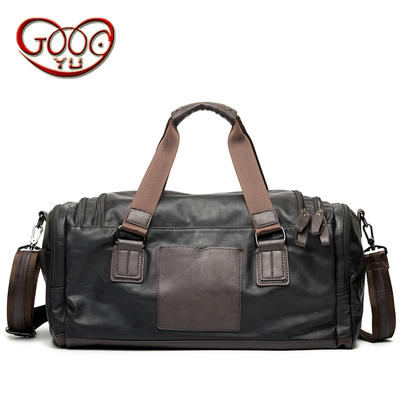Luggage & Travel Bags Travel Bags Provided Male And Female General Canvas Handbag Capacity Luggage Bag Wear-resistant Breathable And Absorb Horizontal Cross-section Travel