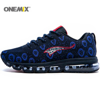 Onemix Brand 2016 New Men Sneakers Air Running Athletic Sport Shoes For Women Shox Run Mesh