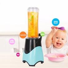 ITOP Electric Juicer Portable Fresh Juice Maker Mini Household Blender 600ml Juicers Orange Lemon Fruit Squeezer Food Processors цены онлайн