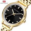 Мини фокус женские часы водонепроницаемые женские часы для женщин Роскошные модные повседневные женские кварцевые наручные часы Relogio Feminino