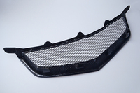 Front Car Grill Car grille for HONDA ACCORD CL7 carbon fiber Racing Grills grille