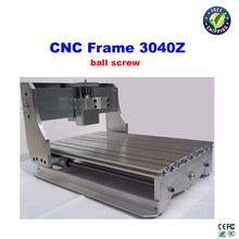 3040Z CNC Frame with Ball Screw, Engraving Machine Frame, Lathe Bed