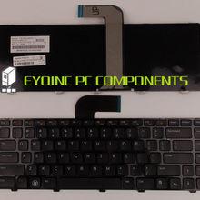 Подлинная Клавиатура для ноутбука Dell AER01U00210 V119525AS1 AER01K00220 MP-10K63U4-442 0PVDG3 Версия США