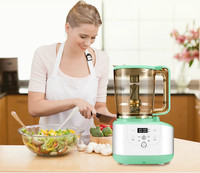 Food Mixers Baby feeding machine baby multi function cooking and stirring the of grinding fruit