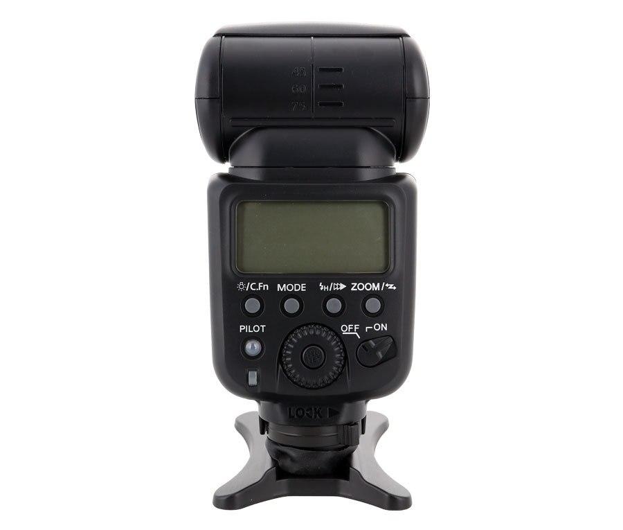 Voking E-TTL Flash Speedlite VK580 for Canon Digital SLR Cameras voking speedlite speedlight camera flash vk900 for nikon digital slr cameras