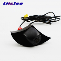 LiisLee For TOYOTA RAV4 2014 Security Front View Camera Car Parking Camera Car Front Camera Rear view camera