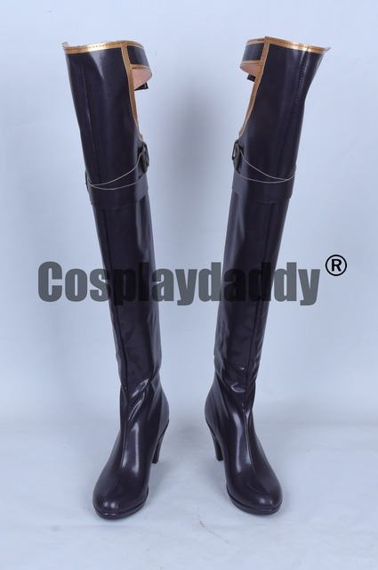 26e41d04b19d RWBY Blake Belladonna Girls Long Cosplay Shoes Boots S008-in Shoes ...