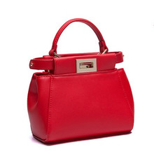 Casual Women Mini Peekaboo Female Shoulder Bag High Quality Messenger Bags for Women Handbags Nylon bolsos Top-Handle Bags