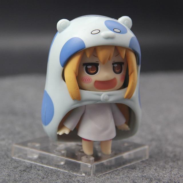 Nendoroid 524b Lolita Himouto! Umaru Chan Himono Doma PVC Action Figures Model Toy Doll 2