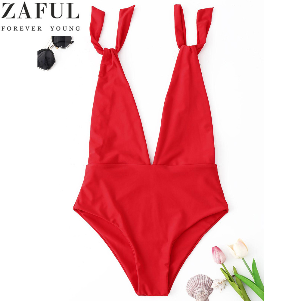 e162261a5783e Buy one piece deep plunge swimsuit and get free shipping on AliExpress.com