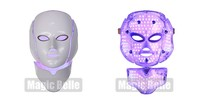 high quality! 7 color electronic LED mask skin wrinkle products for clinical use
