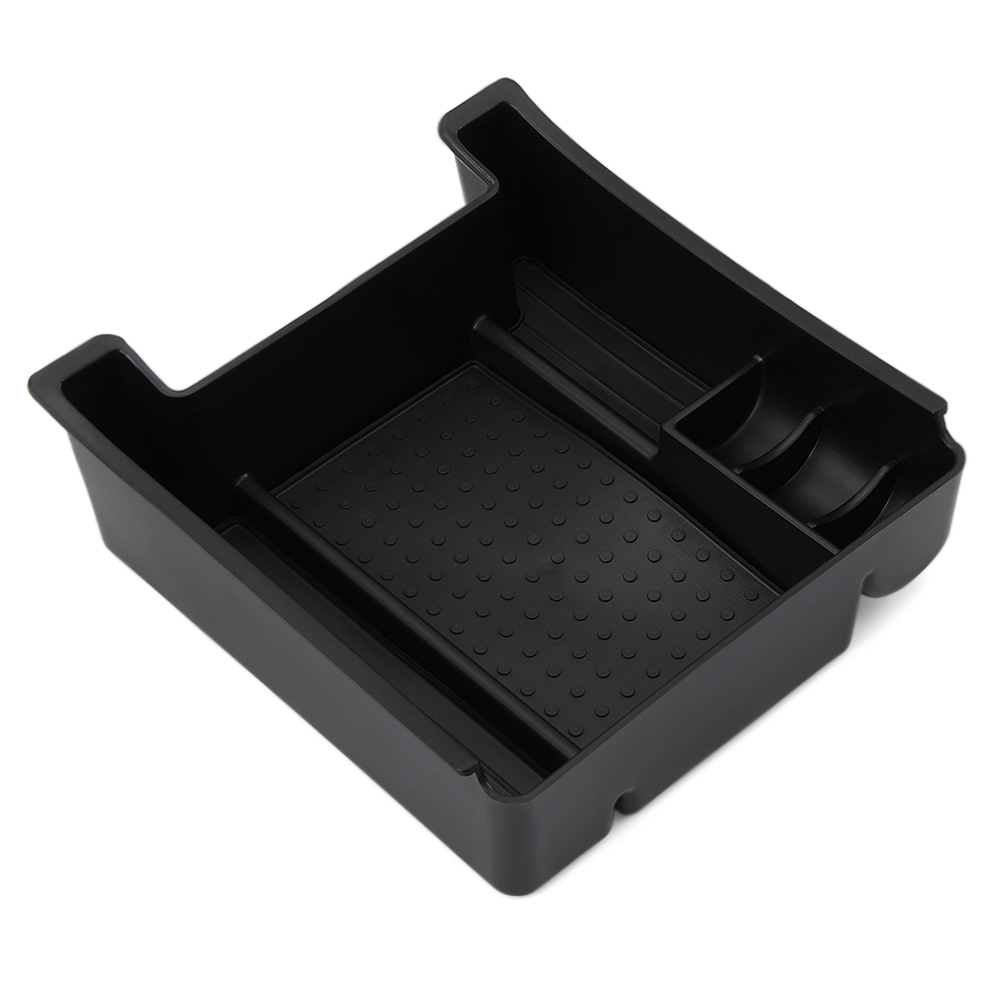 Image 3 - Central Storage Pallet Inside Armrest Container Box For Volvo XC60 S60 V60 Car styling-in Car Stickers from Automobiles & Motorcycles