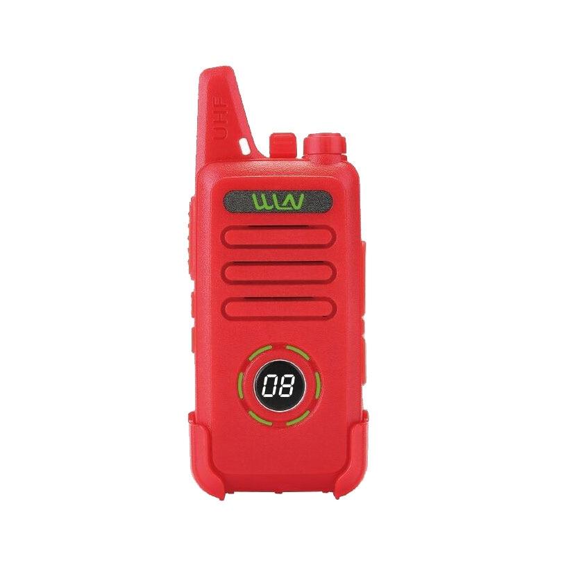 Image 4 - 10pcs WLN KD C1 Plus UHF MINI Handheld Walkie Talkie With Scrambler FM transceiver KD C1 plus Two Way Radio Ham communicator-in Walkie Talkie from Cellphones & Telecommunications
