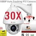 CCTV Открытый Автоматическое Слежение PTZ Камеры Слежения Sony 30x Зум 360 ИК Высокоскоростная Купольная Камера Безопасности с Вентилятором Нагреватель Инфракрас стеклоочистителя