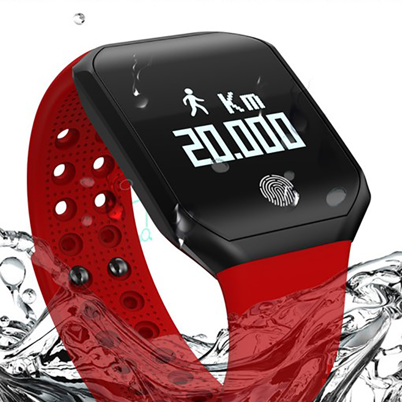 Smart Watch Men Women Heart Rate Blood Pressure Pulse Monitor Fitness Tracker Z66 Wristband IP67 Bracelet for vivo xiomi mi a1
