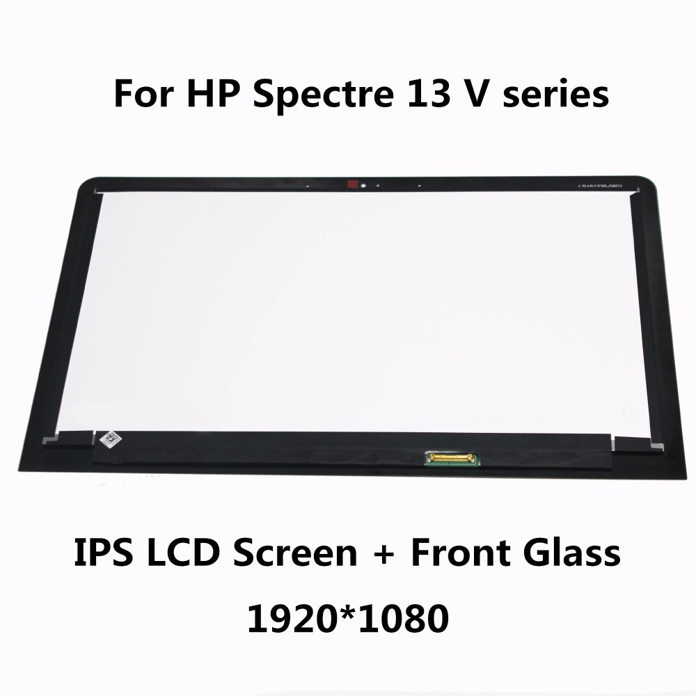 For HP Spectre 13 V serie 13-v112tu 13-v020tu 13-v008tu 13-v028tu 13-v029tu IPS Full LCD Display Screen Digitizer Panel Assembly велосипед author outset disc 2015