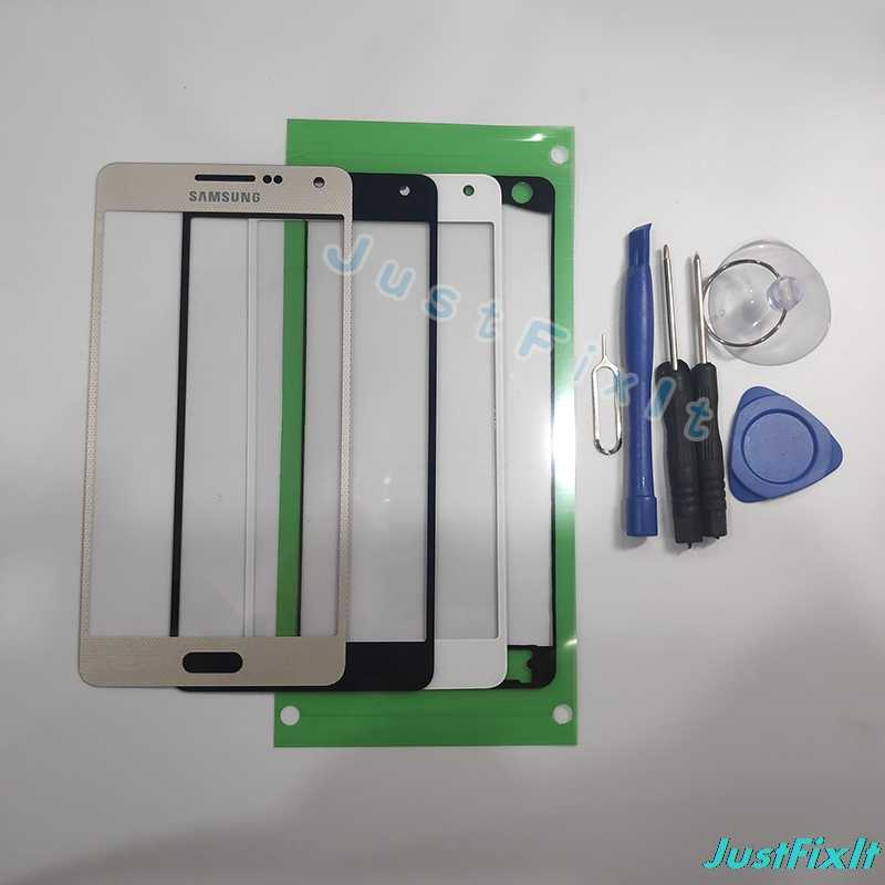 A5 2015 A500F Touch Screen Voor Samsung Galaxy A5 2015 A500F Touch Screen Panel Voor Outer Glas Lens Cover Vervanging