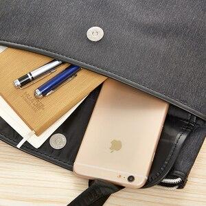 Image 5 - Przenośny prosty zamek finansowych walizka biznesowa aktówka papieru do przechowywania organizator produkty prezenty studenckie EN4314