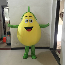 Fruit Mascot Costume Cartoon Apparel Role Playing Clothing Adult Size for Halloween Party Event