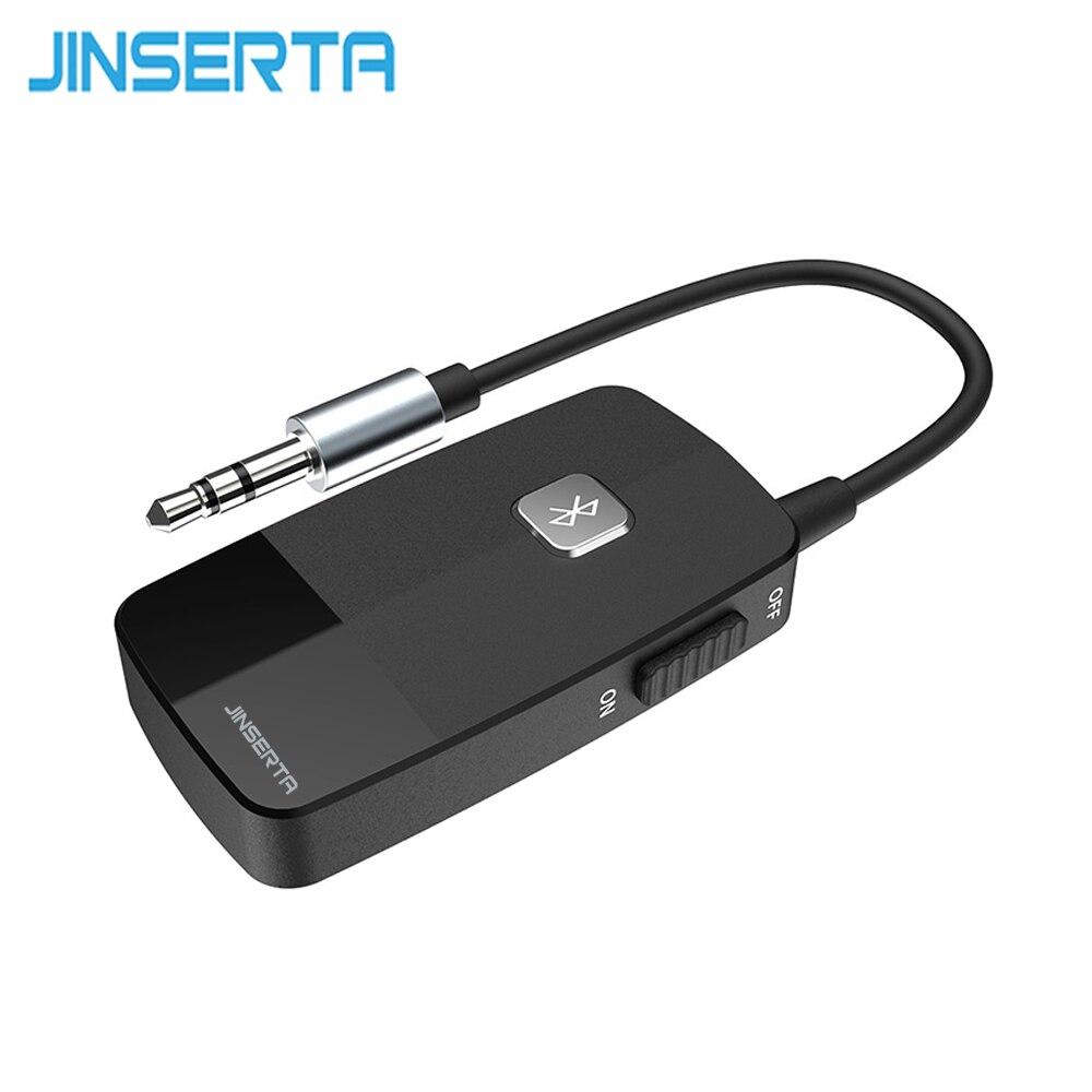 De alta Calidad Bluetooth 4.1 Inalámbrico Bluetooth 3.5mm Receptor de Audio Adap