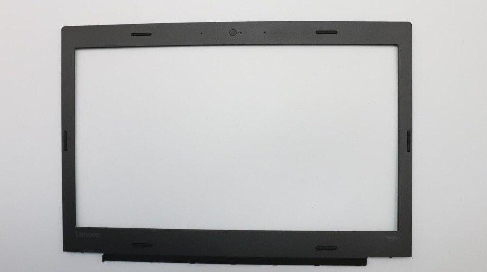 Novo para lenovo thinkpad t460p lcd frame/b escudo para wqhd (2560*1440) sem câmara buraco fru 01av918