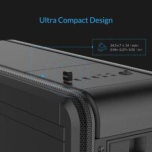 Image 5 - Orico Usb Bluetooth Dongle Adapter 4.0 Mini Draadloze Bluetooth Audio Receiver Zender Voor Pc Computer Laptop Speaker Muis