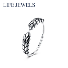 Authentic100% 925 Sterling Silver Rings Charm l Women Luxury Valentines Day Gift Jewelry 18185