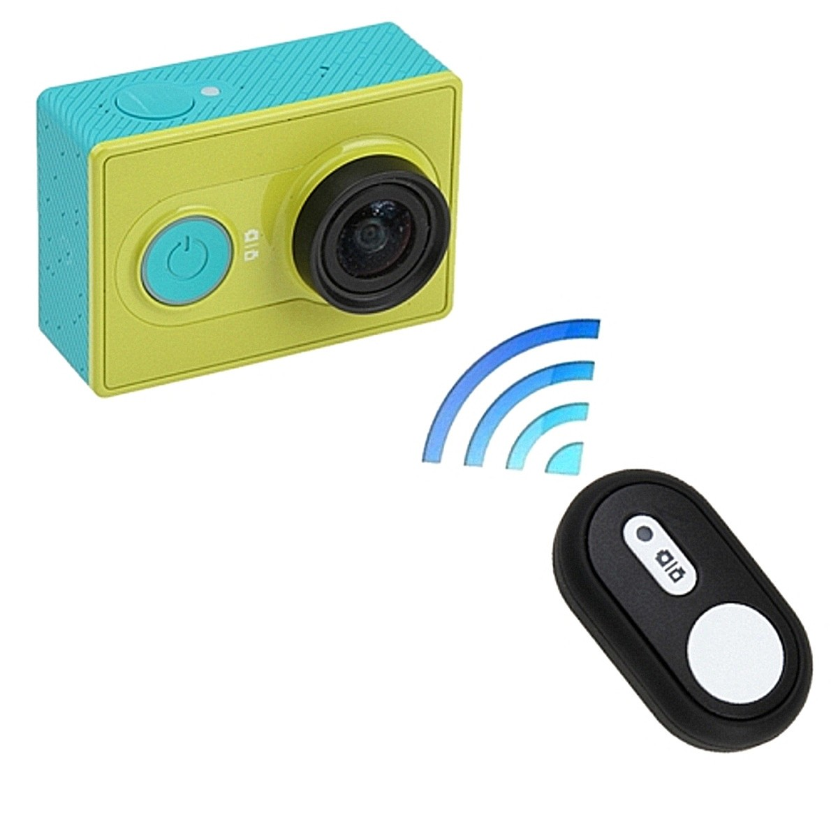 Bluetooth Remote Controller For Xiaomi Yi Sports Camera New Arrival Sports Action Video Cameras Accessories