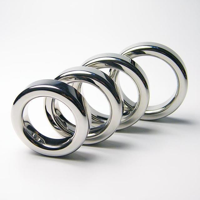 9 мм нержавеющей стали толщиной петух кольцо металла пениса кольцо время задержки шар носилки мошонка носилки товары для мужчин