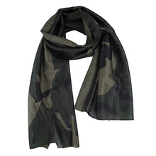 Tactical Mesh Scarf