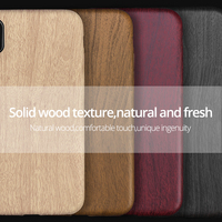 Wooden Pattern Soft TPU Cover For iPhone 13 12 Case 7Plus 6 6S Plus Wood Grain Soft Back Shell For iPhone 8 7 XR XS MAX 11 12 Pro MAX