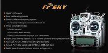 Envío gratis Radio Transmisor de Telemetría FrSky TARANIS X9D Más 16CH Digital w/no incluye Receptor X8R T