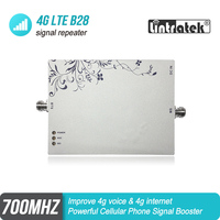 75dB Gain Powerful 4G LTE B28 700mhz Mobile Phone Signal Booster MGC ISO light 4G Data 700 Cellular Phone Repeater Amplifier #8
