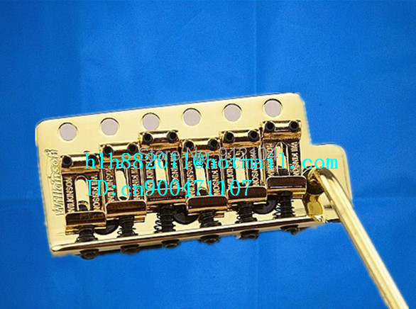 free shipping new wilkinson single wave electric guitar bridge  in gold made in Korea  WVC-SB L1 free shipping wilkinson lic vintage single coil pickup fit mwvsn m b