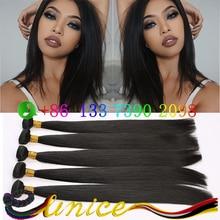 Grade 5A Human Brazilian Hair Weft 1 Bundle 100gram/Pack Aliexpress Best Selling Top Quality Jet Black Soft Tutorial Hair