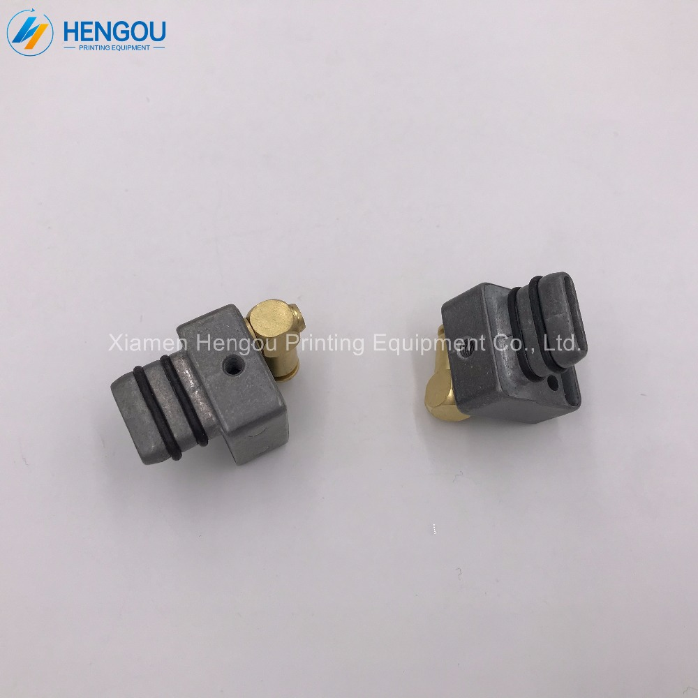 20 Pieces DHL Free Shipping SM102 CD102 SM74 CD74 SM52 Plate Clamp Head 00.580.4473 00.580.4129 00.580.4128 Clamp Clip Head