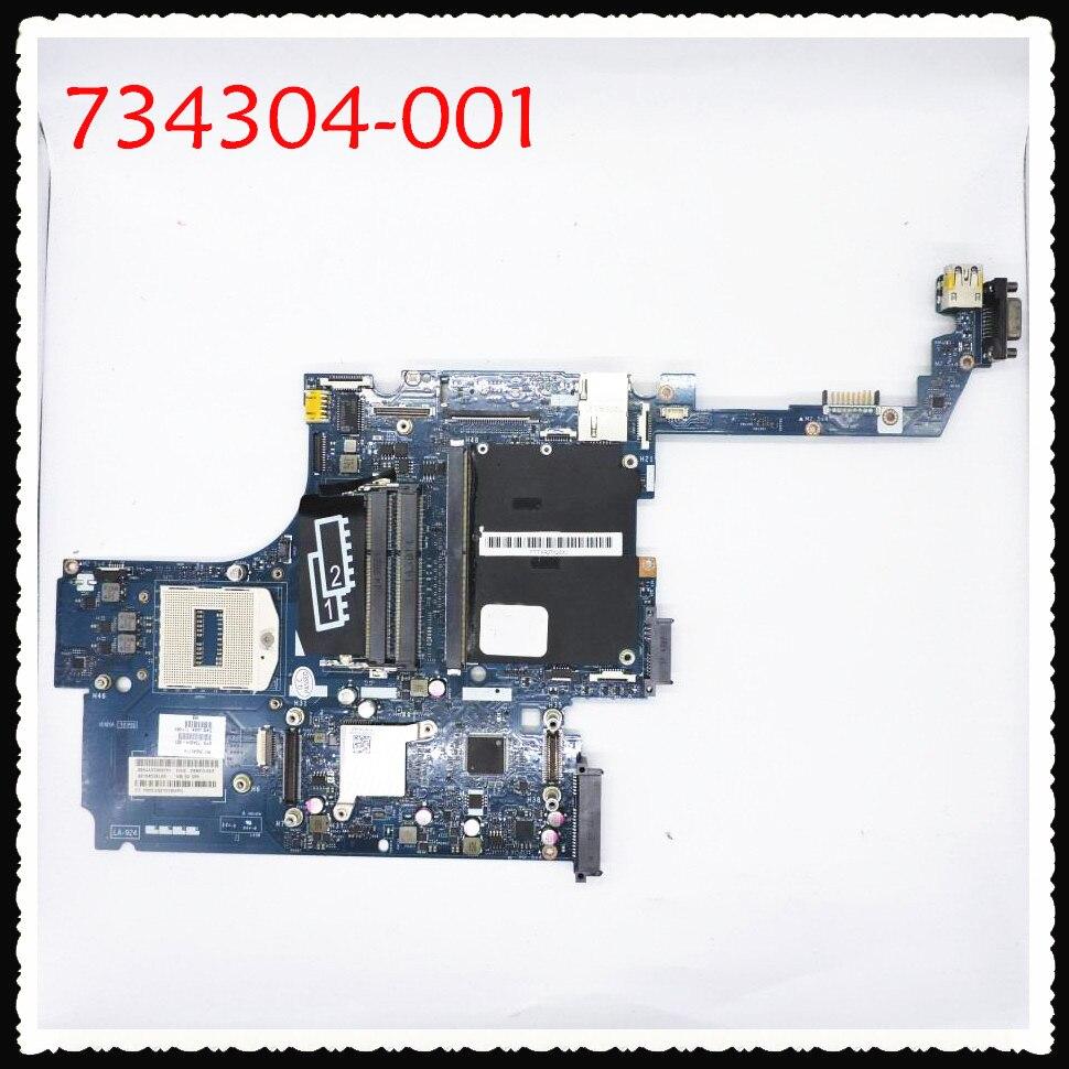 734304-501 734304-001 POUR ZBOOK 15 G1 SERIES PC Portable Système carte mère 734304-601 testé travail