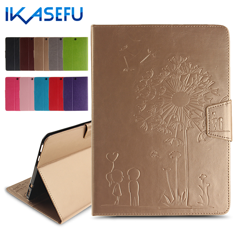 IKASEFU Filp Stand Case for Samsung Galaxy Tab S2 9.7 inch Coque Fundas PU Leather Cover for Samsung Galaxy Tab S2 T815 Tpu Back luxury flip stand case for samsung galaxy tab 3 10 1 p5200 p5210 p5220 tablet 10 1 inch pu leather protective cover for tab3