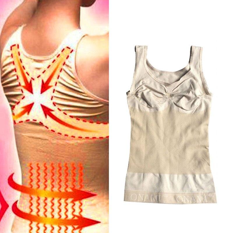 Женское сексуальное нижнее белье для похудения формирователь тела живота жир тепловой скульптуры жилет под грудью Cincher животик формирующий тописок-MX8