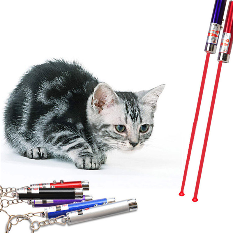 Funny Cheap Electric Cat Dog Led Laser Pointer Light Pen Toys Pointer Pet  Toy For Cats Dogs Lasers Products Random Send Color In Cat Toys From Home U0026  Garden ... Great Ideas