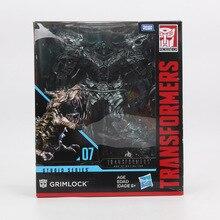 22 CM Transformers Mainan Studio Seri Usia kepunahan 07 Pemadaman Grimlock 08 Decepticon PVC Aksi Angka Koleksi Model