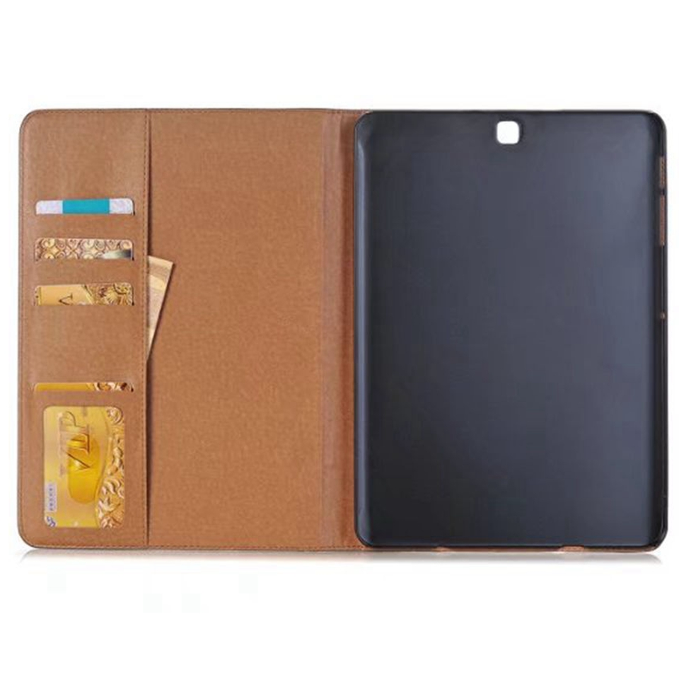 Ultra-Thin Smart PU Leather Cover Funda Case For Samsung Galaxy Tab S2 T710 T713 T715 T719 8.0