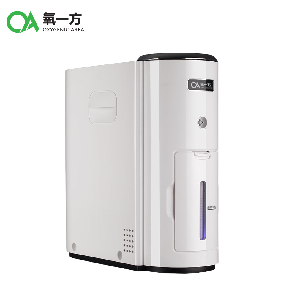 9L flow home use portable medical oxygen concentrator generator XY-5 healthcare oxygen concentrator continuous flow mini oxygen generator for outdoor home medical use moveable o2 concentrator