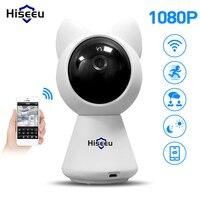 Hiseeu 2MP Smart IP Camera 1080P Wi Fi Wireless Webcam P2P Home Security CCTV Network Baby
