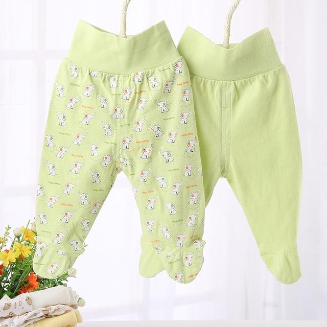 Pantalones de bebé verano y primavera ropa para niños 100% algodón bebé  polainas niño recién 04415579af93