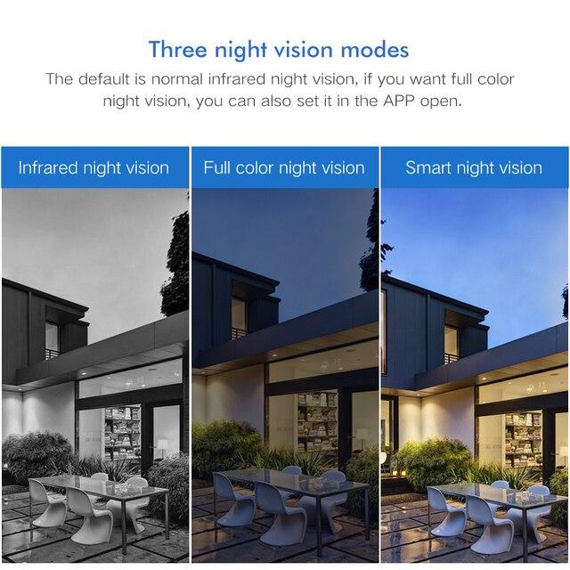 SDETER 1080P PTZ IP Camera Outdoor Speed Dome Wireless Wifi Security Camera Pan Tilt 4X Zoom IR Network CCTV Surveillance 720P 4