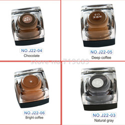 1pcs deep coffee colors pcd paste tattoo ink colors permanent makeup microblading pigment cosmetic manual paint.jpg 250x250